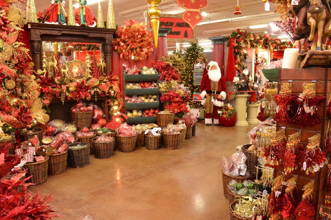 Loja especializada em decoração natalina no ...