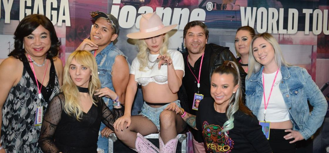 Meet and Greet da Lady Gaga