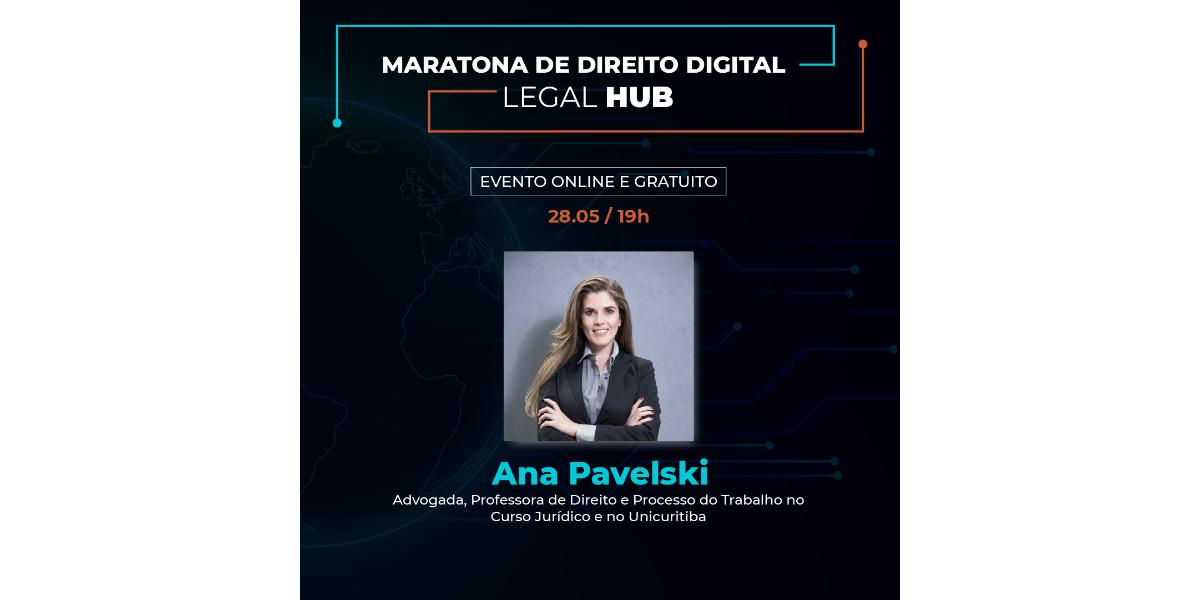 Maratona de Direito Digital Legal Hub
